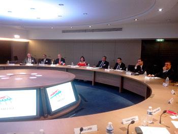 Dans le cadre de la préparation de la prochaine visite en Tunisie du président francais Francois Hollande