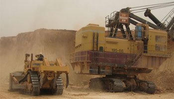Le secrétaire d'Etat à l'Energie et aux mines auprès du ministre de l'Industrie
