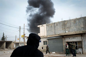 Express FM a rapporté  que près de 132 jeunes dont la majorité de tunisiens ont été tués hier à la ville syrienne
