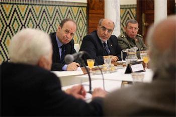 Depuis l'éclatement au grand jour de la crise politique tunisienne
