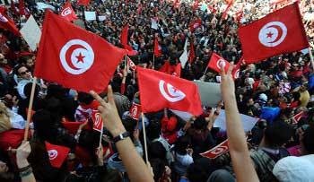 C'est manifestement sans grande conviction que les Tunisiens ont célébré