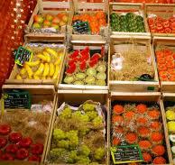 Les fruits et légumes exportés par la voie des frontières terrestres seront de nouveau soumis à une autorisation préalable à partir du 26 novembre 2012