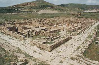 Une campagne de nettoyage du site archéologique de Bulla Regia (Jendouba) vient de démarrer depuis quelques jours et se poursuivra pendant 4 mois. Cette initiative a été lancée par l'Association