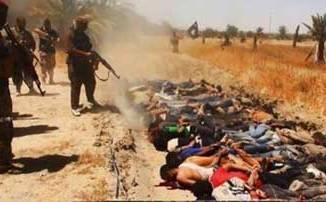 Les djihadistes de l'Armée islamique en Irak et au Levant (EIIL) ont
