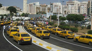 Les chauffeurs de taxi à Gabès seront en grève