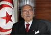L'hebdomadaire tunisien «Akhbar Al Joumhourya» rapporte ce jeudi la réaction de l'ancien président de la République tunisienne