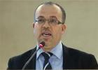 Le ministre de la Justice transitionnelle et des Droits de l'Homme