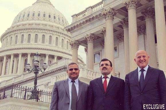 Le président du parti Aljoumhouri