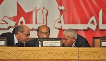 « L'absence d'Ennahdha et du CPR n'aura aucune incidence sur nos activités et nos recommandations »