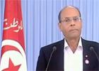 La présidence de la République a annoncé samedi l'annulation de la visite du président de la République provisoire Moncef Marzouki