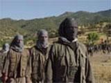 Des patrouilles conjointes tuniso-algériennes dans la région de Grand Irg Oriental dans la région d'El-oued au sud algérien