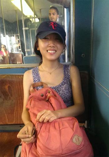 Une jeune femme Taïwanaise a sollicité mercredi 17 juillet 2013