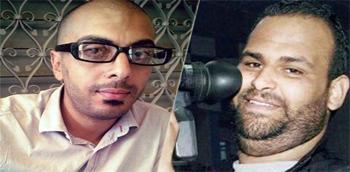 Le sort des deux journalistes Sofiene Chourabi et Nadhir Guetari enlevés en Libye depuis septembre 2014 demeure dans le flou et les informations sur l'assassinat de deux journalistes récemment annoncées par le gouvernement Libyen
