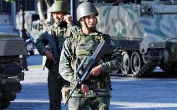 Le Colonel-Major Taoufik Rahmouni