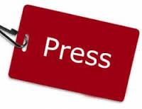 La validité de la carte de journaliste professionnel 2012 sera prolongée jusqu'à la préparation de la nouvelle carte