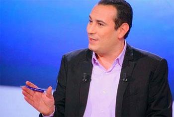 L'animateur Moez Ben Gharbia