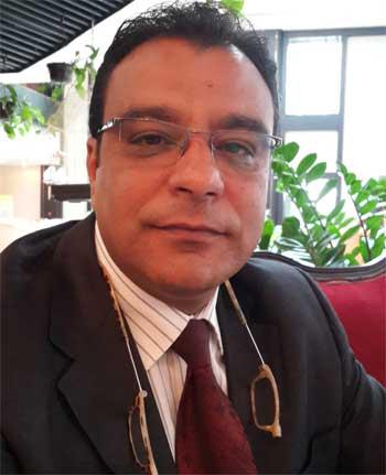 Dans une rencontre avec Africanmanager à Irbil où il accompagnait la nouvelle PDG de la compagnie