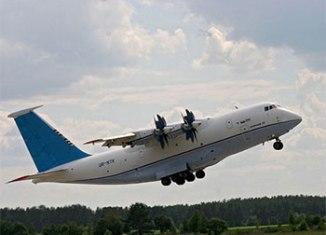 Un avion-cargo s'est écrasé