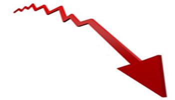 Les activités du secteur des services marchands ont connu une baisse du rythme de croissance variant de 26.7 % à 0.7 % durant la période couvrant les deux dernières années et demie.
