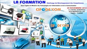 La formation en matière de l'utilisation des TIC est un facteur-clé de réussite. Les technologies de l'information et de la communication s'intègrent au quotidien d'une part sans cesse croissante de la population.