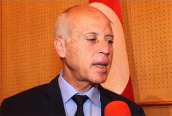 Le juriste Kais Saïed