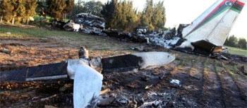 Le nom du Cheikh Meftah Mabrouk Aissa Daoudi suspecté d'appartenance à l'organisation libyenne Ansar Chariâa affiliée à Al Qaida figure parmi la liste des passagers de l'Antonov libyen