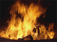 Un incendie s'est déclaré jeudi 20 juin 2013