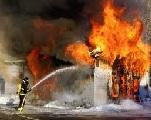 Un incendie s'est déclaré dans un entrepôt municipal
