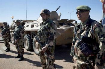 Les affrontements entre soldats tunisiens et un groupe armé à Rouhia