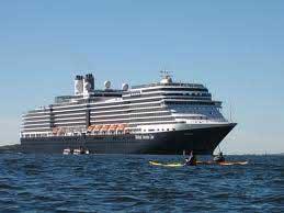 L'armateur américain du tourisme de croisières ''Holland Américain Line