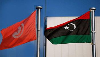 Des hommes armés ont tiré une roquette RPG sur un car  de la police libyenne stationné à l'extérieur du consulat tunisien