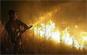 Une usine située dans la localité de Cherahil (gouvernorat de Monastir) été ravagée par un gigantesque incendie