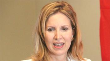 La ministre du tourisme Salma Elloumi Rekik