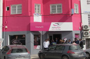 La société Microcred vient d'étoffer le réseau de ses clients par l'ouverture de sa deuxième agence dans le gouvernorat de Ben Arous.