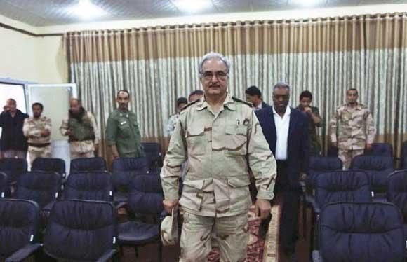 Le maréchal Haftar annonce la libération de Benghazi — Libye
