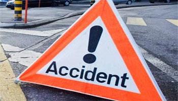 Un accident a eu lieu
