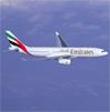 La compagnie aérienne Emirates a annoncé