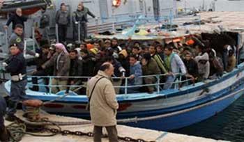 <div>La Tunisie s'est toujours située au cœur  des mouvements migratoires et