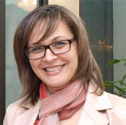 La députée Nejla Bouriel
