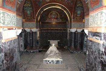 Le mausolée de « Sidi El Bakkey » à la délégation d'El Jdaida