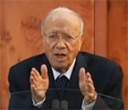 L'ancien Premier ministre Béji Caïd Essebsi a affirmé que la consécration du processus démocratique en cette étape transitoire est une responsabilité