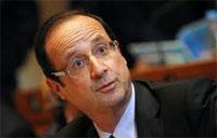 François Hollande a demandé