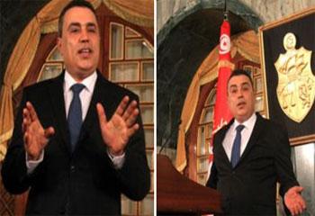 Toute la Tunisie l'attendait vers 18 heures. Il ne franchira le perron du palais de Carthage qu'à 23 heures 55 minutes