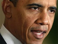 Le président Obama a annoncé