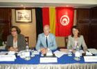 Les responsables de la Chambre Tuniso-Allemande de l'Industrie et du Commerce (CTAIC) ont tenu