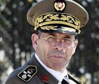 Le général démissionnaire