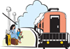 Le trafic des trains desservant la ligne Tunis-Sfax a repris