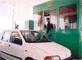 Les automobilistes tunisiens ont été surpris