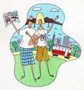 Malgré une déception générale du secteur touristique dans le monde