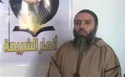 Le leader de Ansar Al Chariaa